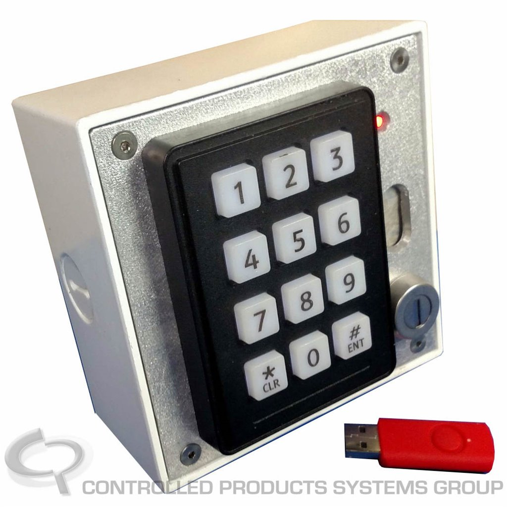 Access Controller W Keypad Usb