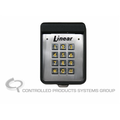 Stand Alone Keypad-Exterior S/M