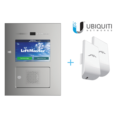 Multi Tenant Access Control W/Video