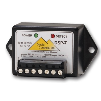 Det. Loop 10-30vac/dc 1 Relay F-Safe
