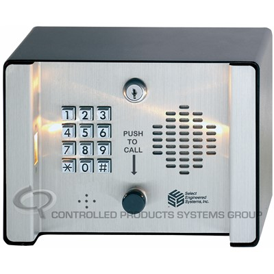 Select Gate Entry Control 2
